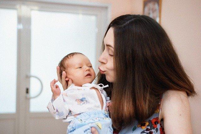 rzeczy po porodzie