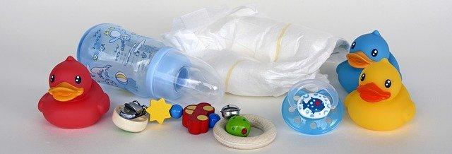 zabawka dla noworodka, pierwsza zabawka