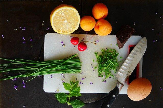 owoce i warzywa dla dziecka