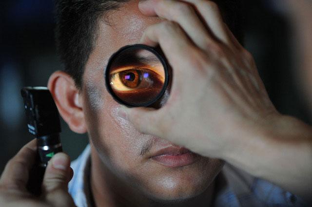 Rodzaje badań okulistycznych